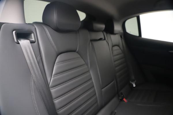 New 2020 Alfa Romeo Stelvio Ti Lusso Q4 for sale $55,790 at Rolls-Royce Motor Cars Greenwich in Greenwich CT 06830 26