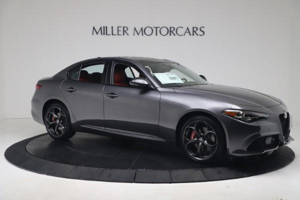 New 2020 Alfa Romeo Giulia Ti Sport Q4 for sale Sold at Rolls-Royce Motor Cars Greenwich in Greenwich CT 06830 10