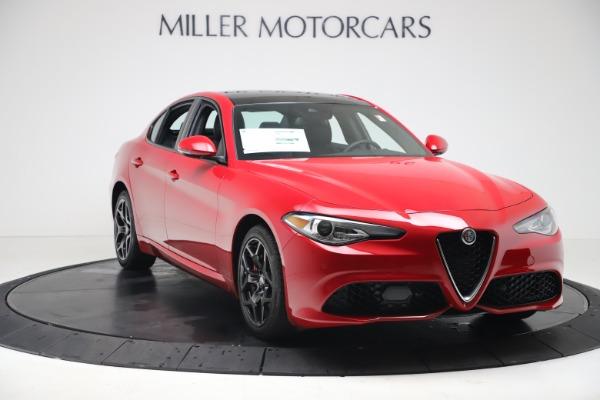 New 2020 Alfa Romeo Giulia Sport Q4 for sale $47,790 at Rolls-Royce Motor Cars Greenwich in Greenwich CT 06830 11