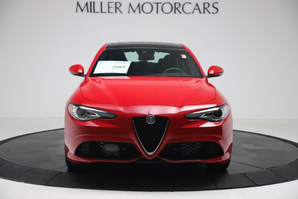 New 2020 Alfa Romeo Giulia Sport Q4 for sale $47,790 at Rolls-Royce Motor Cars Greenwich in Greenwich CT 06830 12