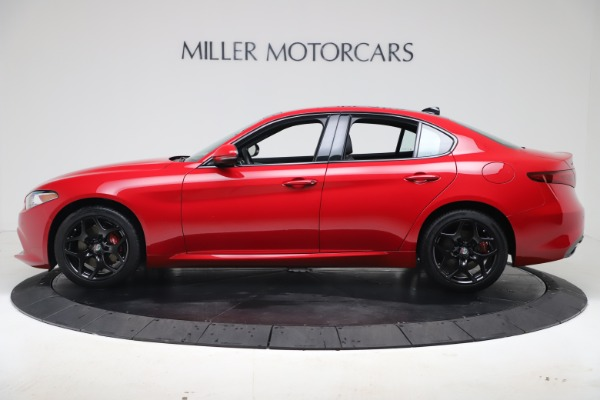 New 2020 Alfa Romeo Giulia Sport Q4 for sale Sold at Rolls-Royce Motor Cars Greenwich in Greenwich CT 06830 3