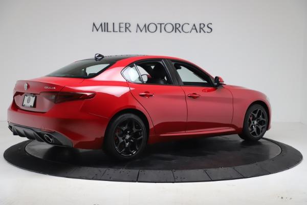 New 2020 Alfa Romeo Giulia Sport Q4 for sale $47,790 at Rolls-Royce Motor Cars Greenwich in Greenwich CT 06830 8