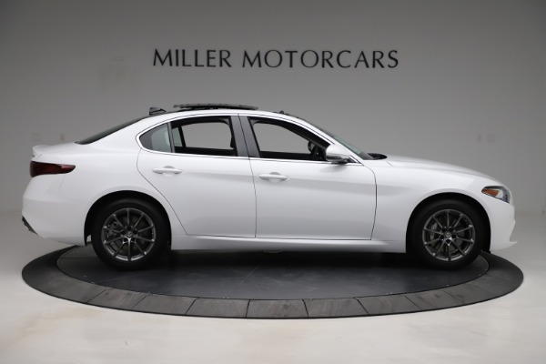 New 2020 Alfa Romeo Giulia Q4 for sale $45,590 at Rolls-Royce Motor Cars Greenwich in Greenwich CT 06830 10