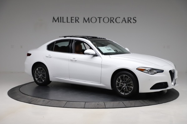 New 2020 Alfa Romeo Giulia Q4 for sale $45,590 at Rolls-Royce Motor Cars Greenwich in Greenwich CT 06830 11