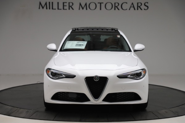 New 2020 Alfa Romeo Giulia Q4 for sale $45,590 at Rolls-Royce Motor Cars Greenwich in Greenwich CT 06830 13