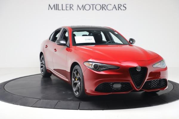 New 2020 Alfa Romeo Giulia Ti Sport Q4 for sale $56,690 at Rolls-Royce Motor Cars Greenwich in Greenwich CT 06830 11