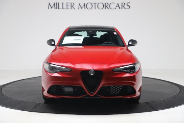 New 2020 Alfa Romeo Giulia Ti Sport Q4 for sale $56,690 at Rolls-Royce Motor Cars Greenwich in Greenwich CT 06830 12