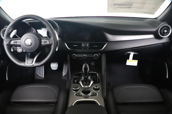 New 2020 Alfa Romeo Giulia Ti Sport Q4 for sale Sold at Rolls-Royce Motor Cars Greenwich in Greenwich CT 06830 16