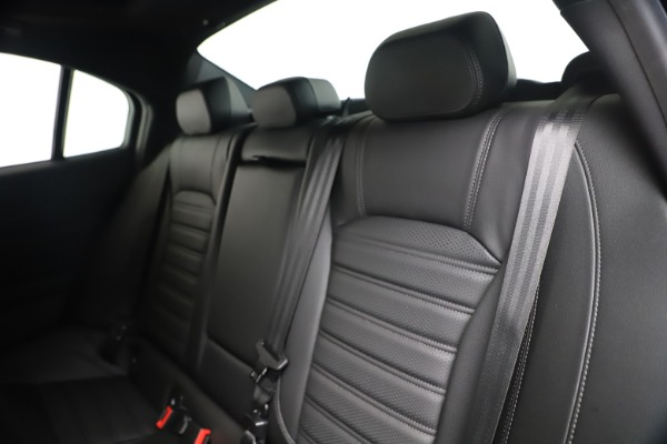 New 2020 Alfa Romeo Giulia Ti Sport Q4 for sale $56,690 at Rolls-Royce Motor Cars Greenwich in Greenwich CT 06830 18
