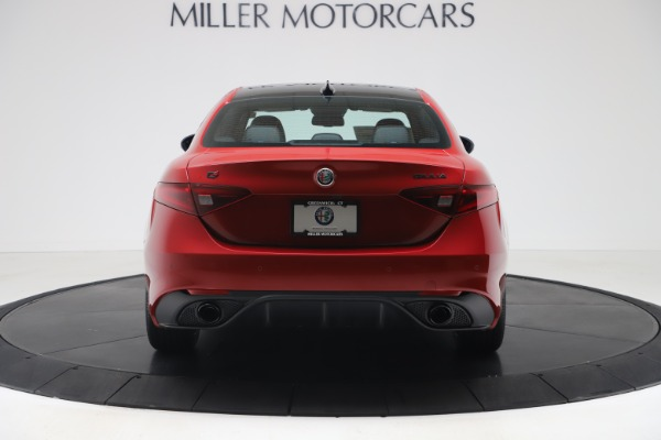 New 2020 Alfa Romeo Giulia Ti Sport Q4 for sale Sold at Rolls-Royce Motor Cars Greenwich in Greenwich CT 06830 6