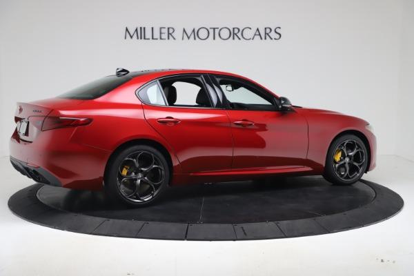 New 2020 Alfa Romeo Giulia Ti Sport Q4 for sale $56,690 at Rolls-Royce Motor Cars Greenwich in Greenwich CT 06830 8