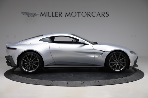 New 2020 Aston Martin Vantage Coupe for sale $169,782 at Rolls-Royce Motor Cars Greenwich in Greenwich CT 06830 10