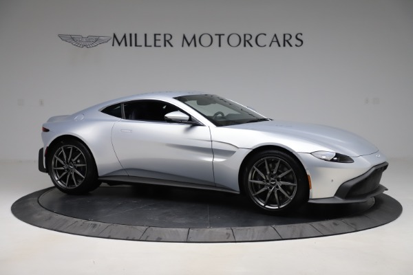 New 2020 Aston Martin Vantage Coupe for sale $169,782 at Rolls-Royce Motor Cars Greenwich in Greenwich CT 06830 11
