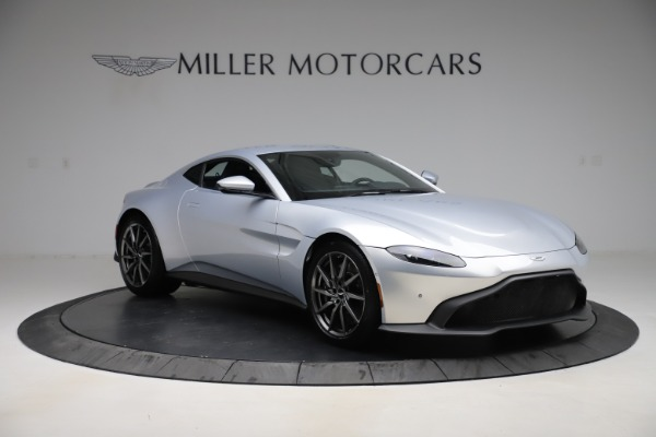 New 2020 Aston Martin Vantage Coupe for sale $169,782 at Rolls-Royce Motor Cars Greenwich in Greenwich CT 06830 12