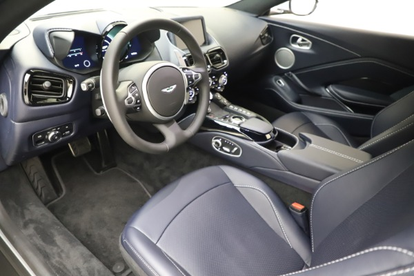 New 2020 Aston Martin Vantage Coupe for sale $169,782 at Rolls-Royce Motor Cars Greenwich in Greenwich CT 06830 13