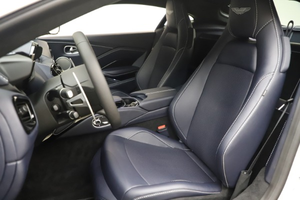 New 2020 Aston Martin Vantage Coupe for sale $169,782 at Rolls-Royce Motor Cars Greenwich in Greenwich CT 06830 15