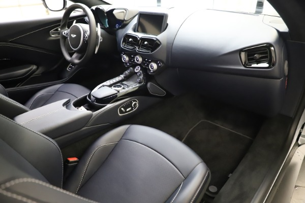 New 2020 Aston Martin Vantage Coupe for sale $169,782 at Rolls-Royce Motor Cars Greenwich in Greenwich CT 06830 17