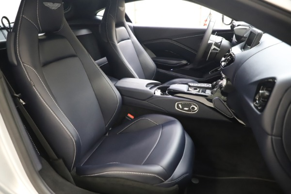 New 2020 Aston Martin Vantage Coupe for sale $169,782 at Rolls-Royce Motor Cars Greenwich in Greenwich CT 06830 19
