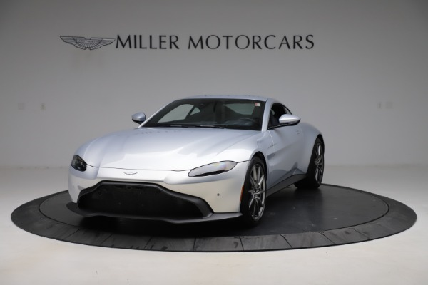 New 2020 Aston Martin Vantage Coupe for sale $169,782 at Rolls-Royce Motor Cars Greenwich in Greenwich CT 06830 3