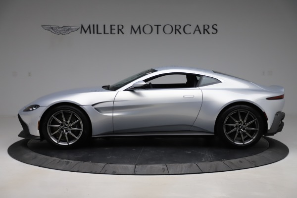 New 2020 Aston Martin Vantage Coupe for sale $169,782 at Rolls-Royce Motor Cars Greenwich in Greenwich CT 06830 4