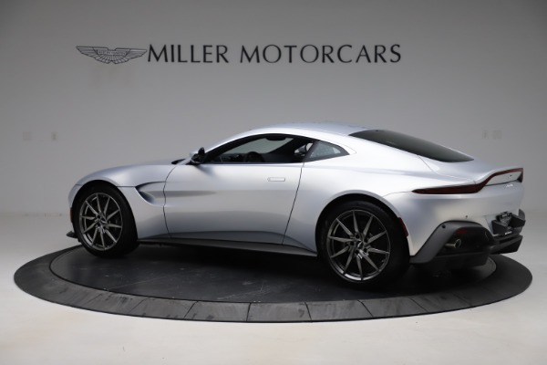 New 2020 Aston Martin Vantage Coupe for sale $169,782 at Rolls-Royce Motor Cars Greenwich in Greenwich CT 06830 5