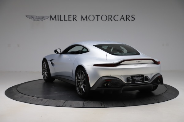 New 2020 Aston Martin Vantage Coupe for sale $169,782 at Rolls-Royce Motor Cars Greenwich in Greenwich CT 06830 6