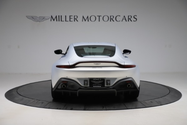 New 2020 Aston Martin Vantage Coupe for sale $169,782 at Rolls-Royce Motor Cars Greenwich in Greenwich CT 06830 7
