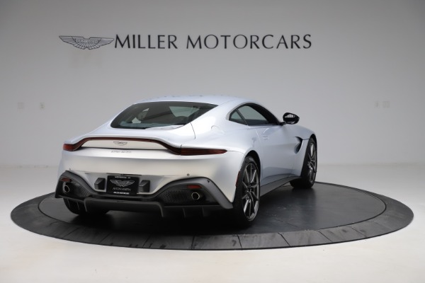 New 2020 Aston Martin Vantage Coupe for sale $169,782 at Rolls-Royce Motor Cars Greenwich in Greenwich CT 06830 8