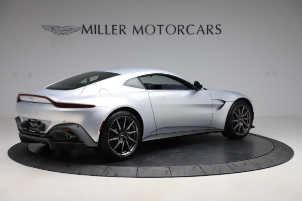 New 2020 Aston Martin Vantage Coupe for sale $169,782 at Rolls-Royce Motor Cars Greenwich in Greenwich CT 06830 9