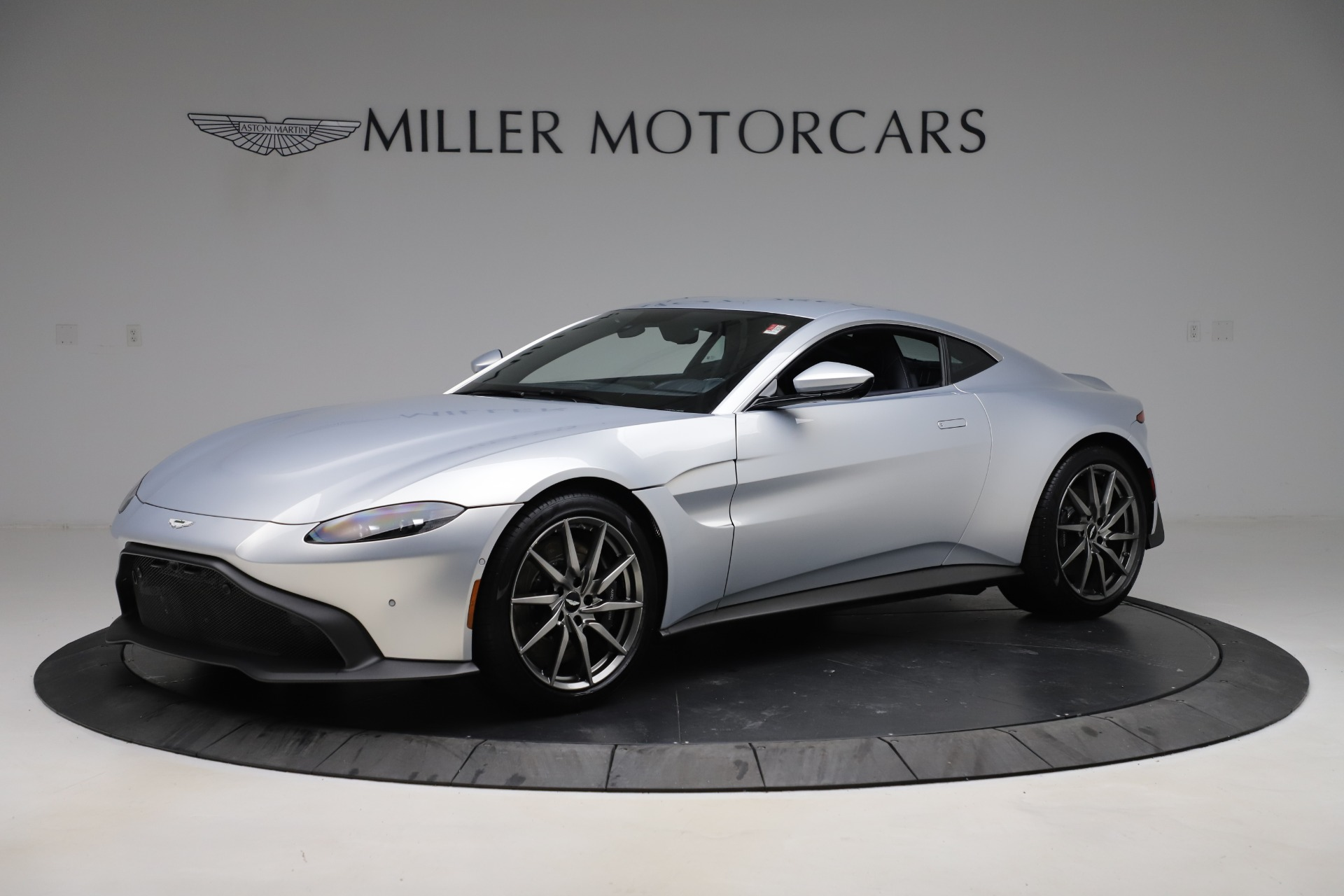 New 2020 Aston Martin Vantage Coupe for sale $169,782 at Rolls-Royce Motor Cars Greenwich in Greenwich CT 06830 1