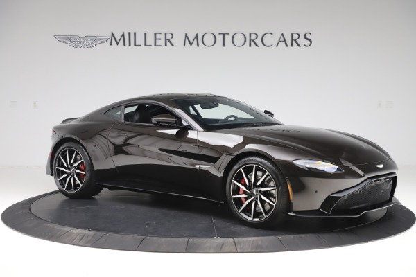 New 2020 Aston Martin Vantage Coupe for sale $184,787 at Rolls-Royce Motor Cars Greenwich in Greenwich CT 06830 10