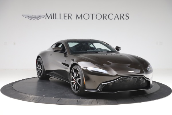 New 2020 Aston Martin Vantage for sale $184,787 at Rolls-Royce Motor Cars Greenwich in Greenwich CT 06830 11