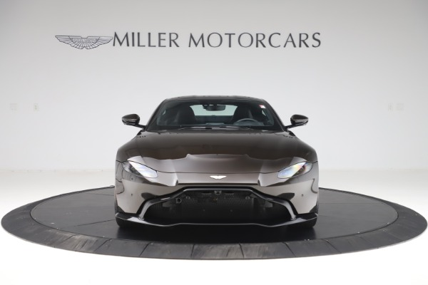New 2020 Aston Martin Vantage for sale $184,787 at Rolls-Royce Motor Cars Greenwich in Greenwich CT 06830 12