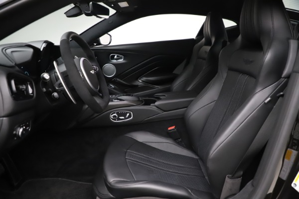New 2020 Aston Martin Vantage Coupe for sale $184,787 at Rolls-Royce Motor Cars Greenwich in Greenwich CT 06830 14
