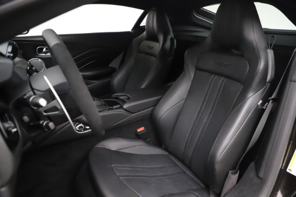 New 2020 Aston Martin Vantage Coupe for sale $184,787 at Rolls-Royce Motor Cars Greenwich in Greenwich CT 06830 15