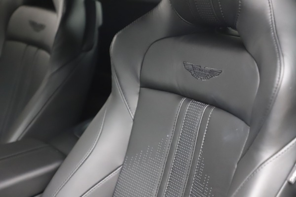 New 2020 Aston Martin Vantage Coupe for sale $184,787 at Rolls-Royce Motor Cars Greenwich in Greenwich CT 06830 16