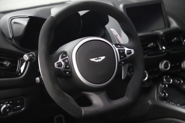 New 2020 Aston Martin Vantage for sale $184,787 at Rolls-Royce Motor Cars Greenwich in Greenwich CT 06830 17