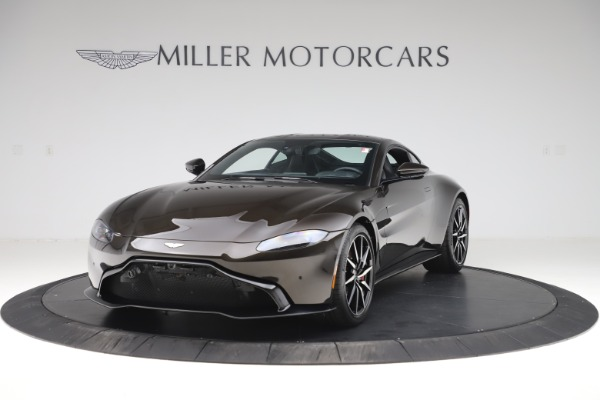 New 2020 Aston Martin Vantage for sale $184,787 at Rolls-Royce Motor Cars Greenwich in Greenwich CT 06830 2