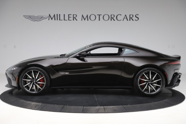 New 2020 Aston Martin Vantage Coupe for sale $184,787 at Rolls-Royce Motor Cars Greenwich in Greenwich CT 06830 3
