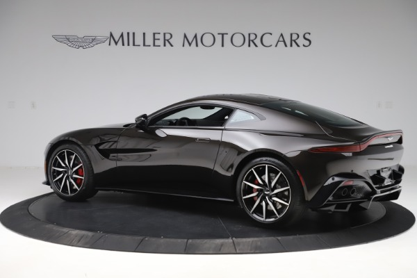 New 2020 Aston Martin Vantage Coupe for sale $184,787 at Rolls-Royce Motor Cars Greenwich in Greenwich CT 06830 4