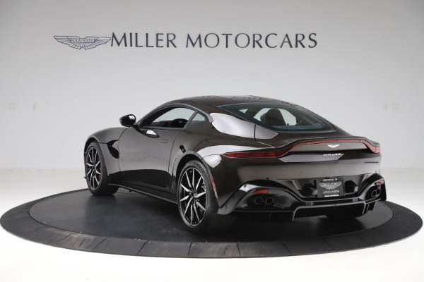New 2020 Aston Martin Vantage for sale $184,787 at Rolls-Royce Motor Cars Greenwich in Greenwich CT 06830 5
