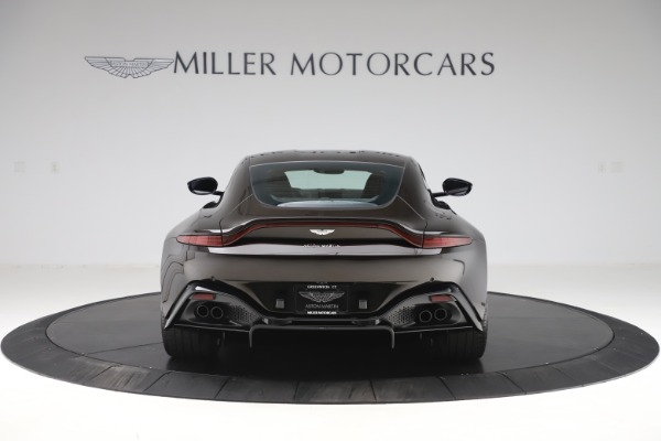 New 2020 Aston Martin Vantage Coupe for sale $184,787 at Rolls-Royce Motor Cars Greenwich in Greenwich CT 06830 6