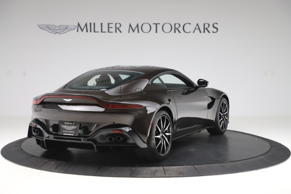 New 2020 Aston Martin Vantage Coupe for sale $184,787 at Rolls-Royce Motor Cars Greenwich in Greenwich CT 06830 7