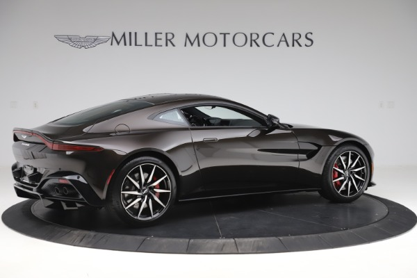 New 2020 Aston Martin Vantage Coupe for sale $184,787 at Rolls-Royce Motor Cars Greenwich in Greenwich CT 06830 8