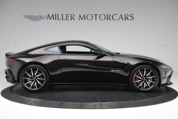New 2020 Aston Martin Vantage Coupe for sale $184,787 at Rolls-Royce Motor Cars Greenwich in Greenwich CT 06830 9