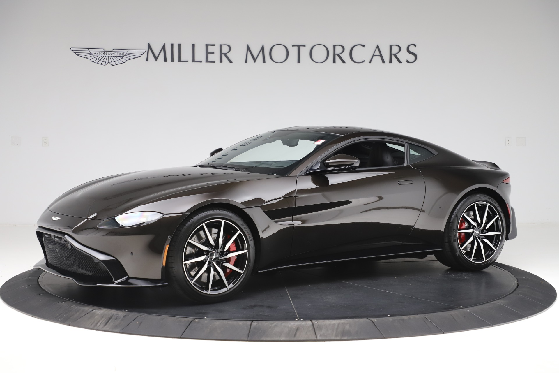 New 2020 Aston Martin Vantage Coupe for sale $184,787 at Rolls-Royce Motor Cars Greenwich in Greenwich CT 06830 1