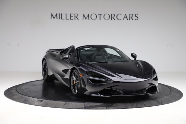 New 2020 McLaren 720S Spider Performance for sale $377,830 at Rolls-Royce Motor Cars Greenwich in Greenwich CT 06830 10