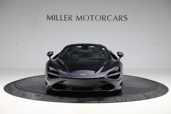 New 2020 McLaren 720S Spider Performance for sale $377,830 at Rolls-Royce Motor Cars Greenwich in Greenwich CT 06830 11
