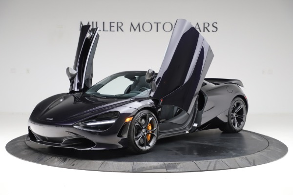 New 2020 McLaren 720S Spider Performance for sale $377,830 at Rolls-Royce Motor Cars Greenwich in Greenwich CT 06830 13