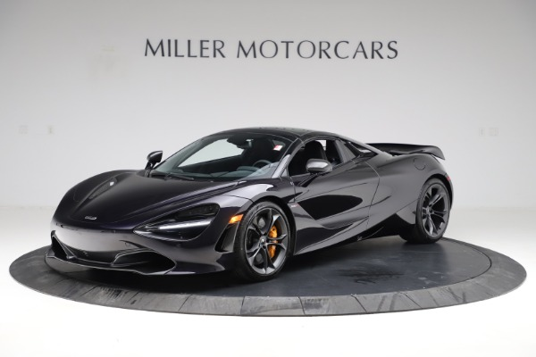 New 2020 McLaren 720S Spider Performance for sale $377,830 at Rolls-Royce Motor Cars Greenwich in Greenwich CT 06830 15